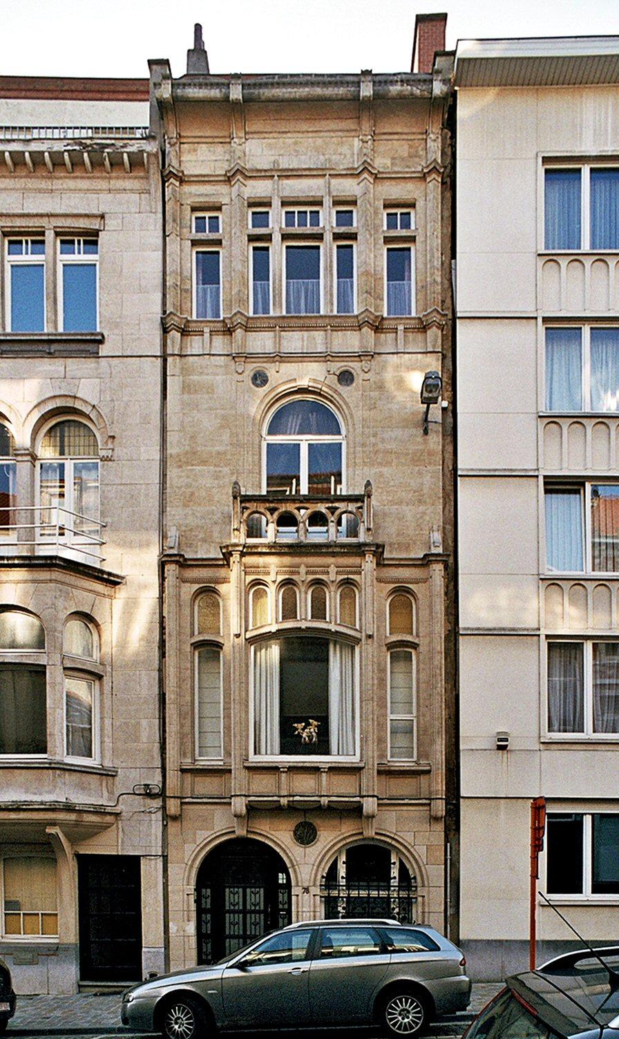 Rue Gachard 78., 2009