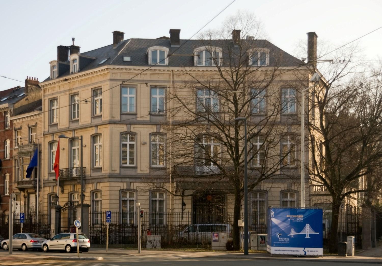 Boulevard Général Jacques 1, 2012