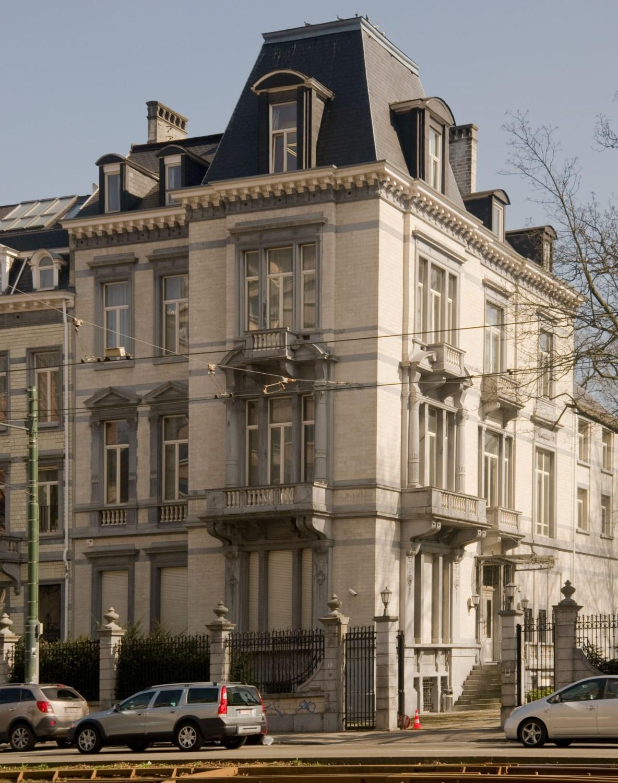 Boulevard Général Jacques 19, 2012