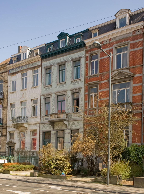 Boulevard Général Jacques 31, 29 et 27, 2012