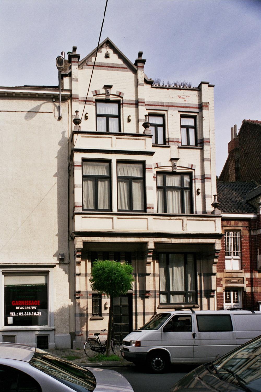 Rue Général Patton 26., 2005
