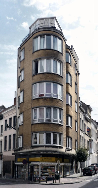 Chaussée de Wavre 149 – rue Goffart 2, 2011