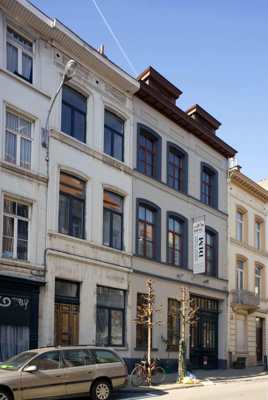 Rue Goffart 73 et 71, 2011