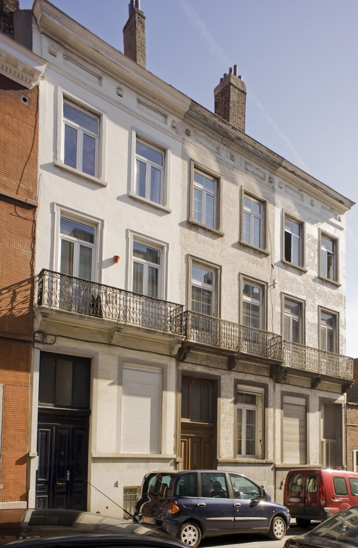 Rue Goffart 78, 80 et 82, 2011