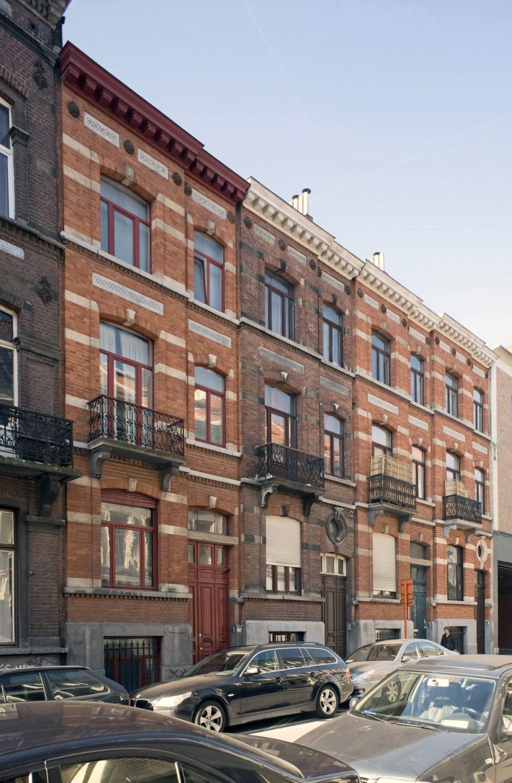 Rue Goffart 99 à 93, 2011