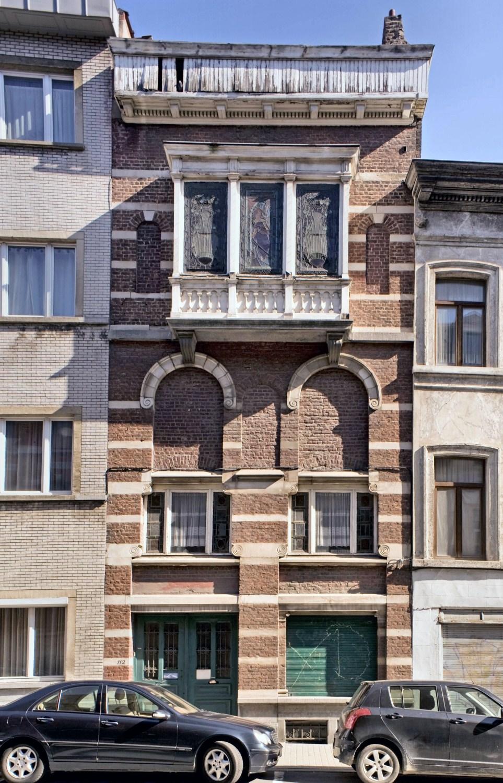 Rue Goffart 112, 2011