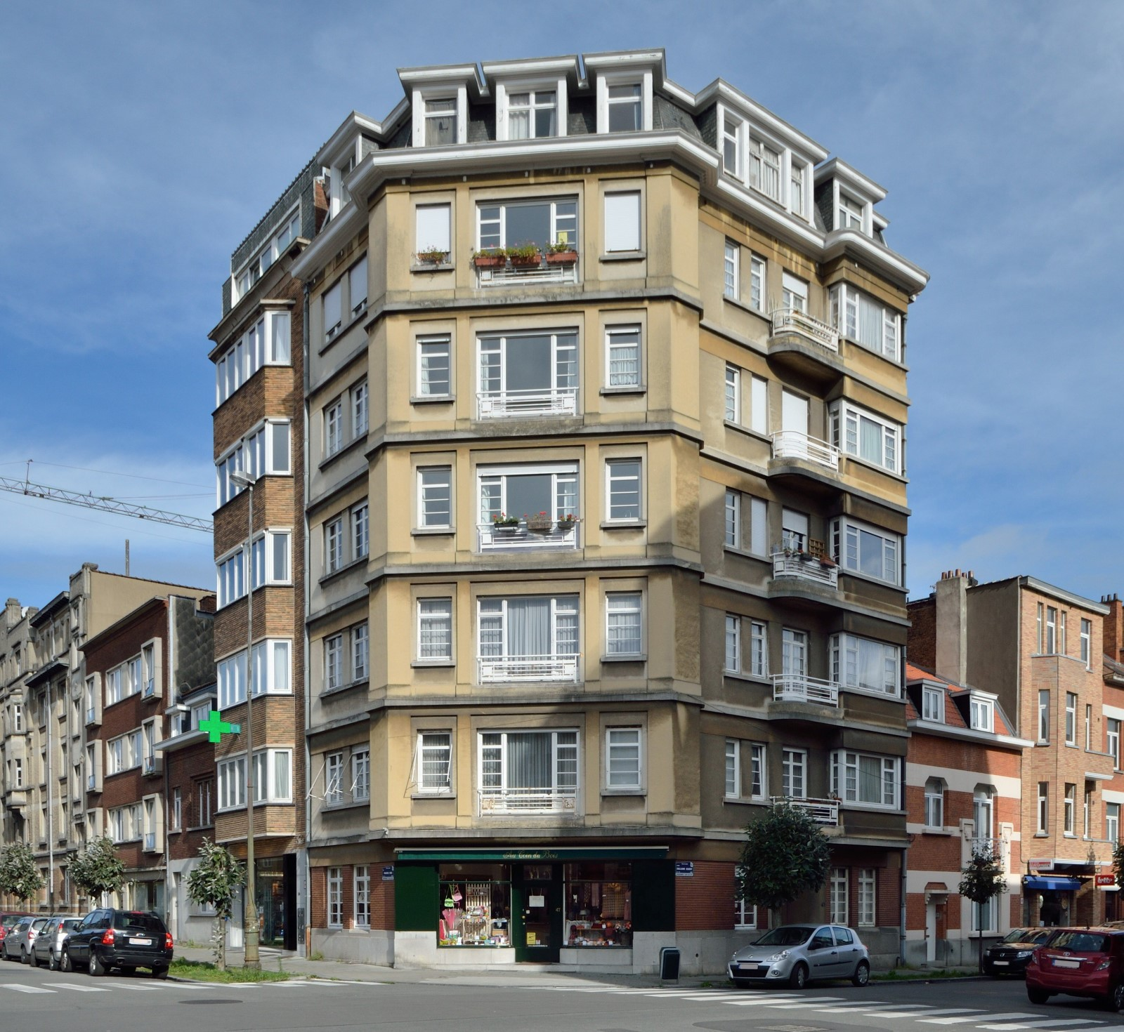 Avenue Guillaume Gilbert 47, 2014