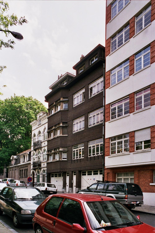 Rue Hector Denis 7-9., 2005