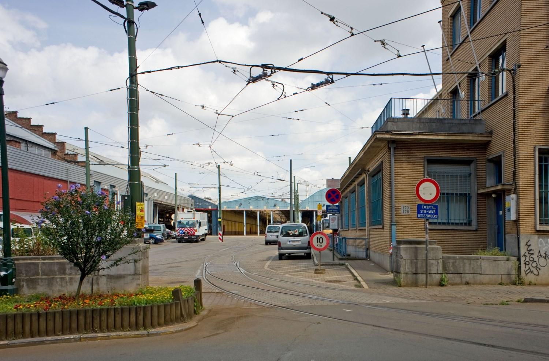 Avenue de l'Hippodrome 158 à 178, 2012