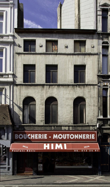 Chaussée d'Ixelles 99© (Françoise Waltéry © MRBC - MBHG), 2011