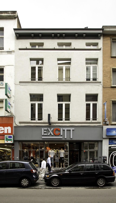 Chaussée d'Ixelles 106© (Françoise Waltéry © MRBC - MBHG), 2011