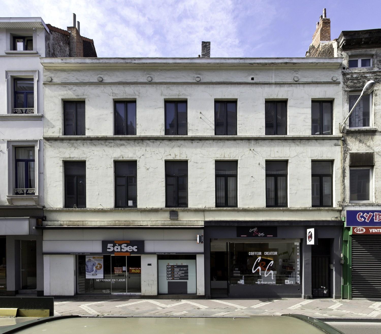 Chaussée d'Ixelles 111 et 109© (Françoise Waltéry © MRBC - MBHG), 2011