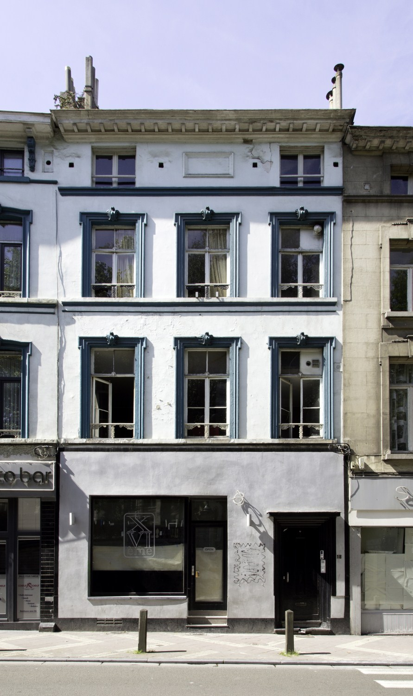 Chaussée d'Ixelles 181© (Françoise Waltéry © MRBC - MBHG), 2011
