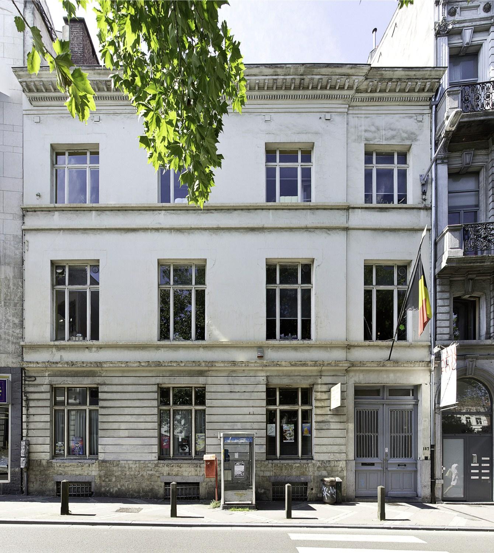 Chaussée d'Ixelles 187© (Françoise Waltéry © MRBC - MBHG), 2011