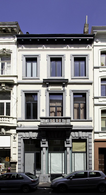 Chaussée d'Ixelles 190© (Françoise Waltéry © MRBC - MBHG), 2011