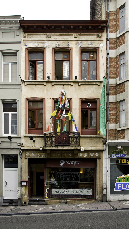 Chaussée d'Ixelles 329© (Françoise Waltéry © MRBC - MBHG), 2011