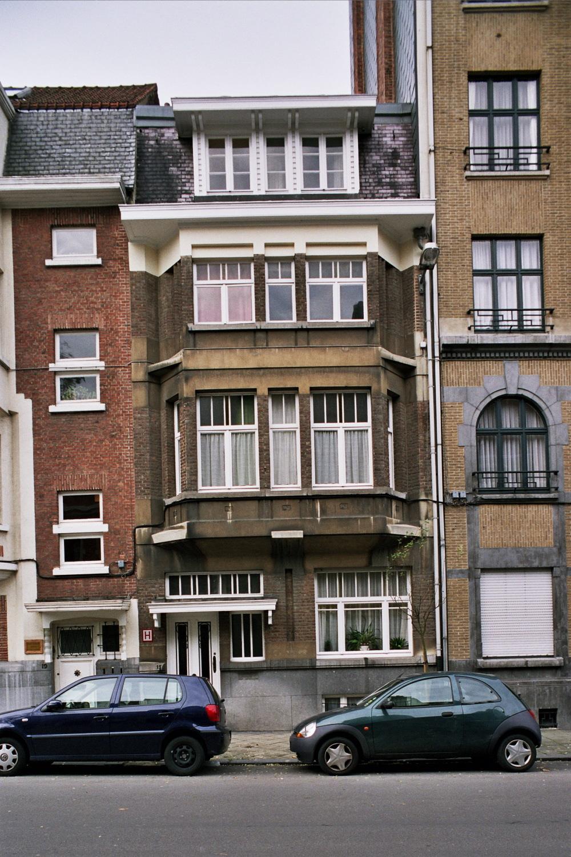 Rue Jean Chapelié 17., 2006