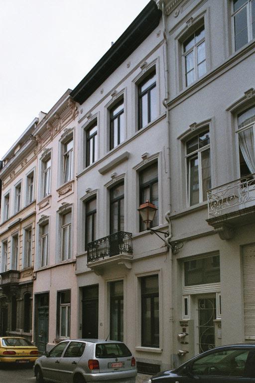 Rue Jean d'Ardenne 65., 2009