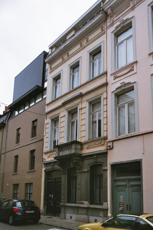Rue Jean d'Ardenne 69., 2009