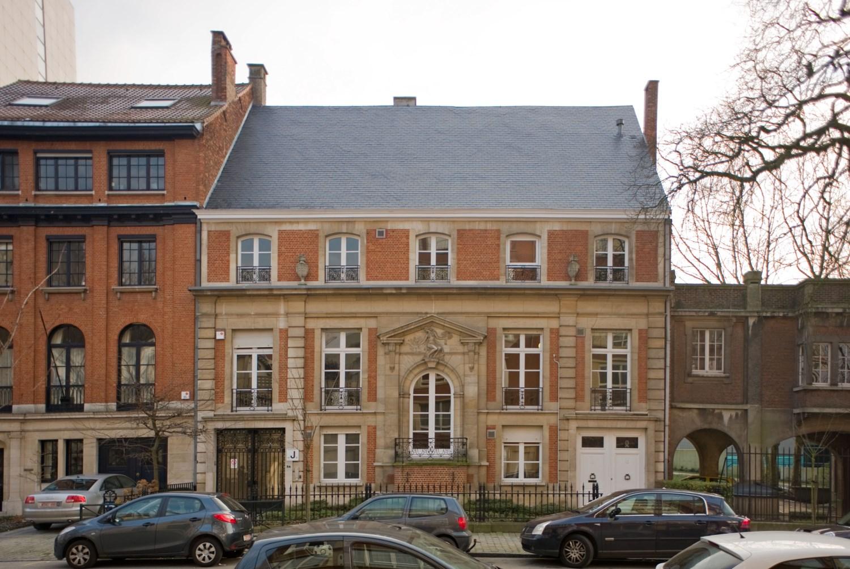 Avenue Jeanne 56, 2012