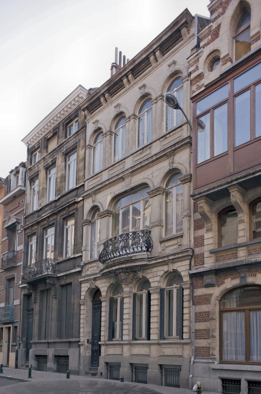 Rue J. Van Volsem 21, 2011