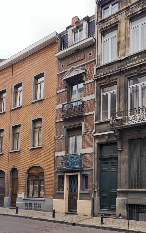 Rue J. Van Volsem 25, 2011