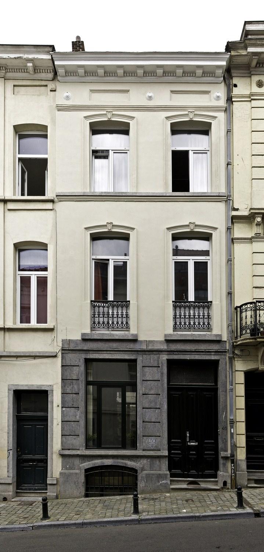 Jean Van Volsemstraat 46© (Françoise Waltéry © MRBC - MBHG), 2011