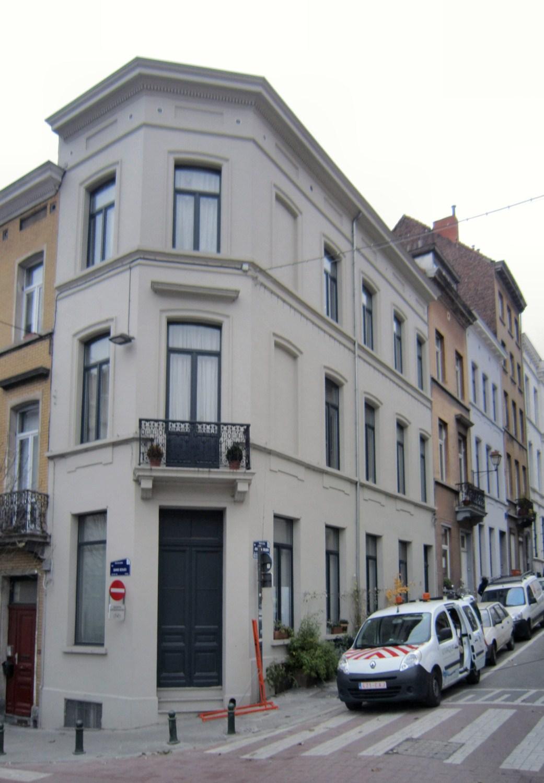 Rue J. Van Volsem 83, 2011