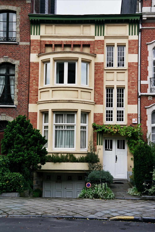 Rue Jules Lejeune 55., 2006