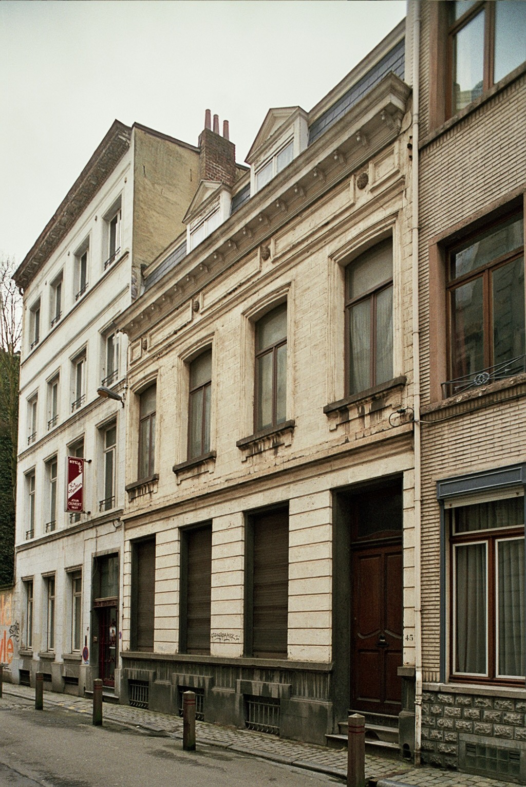 Rue Keyenveld 45., 2009