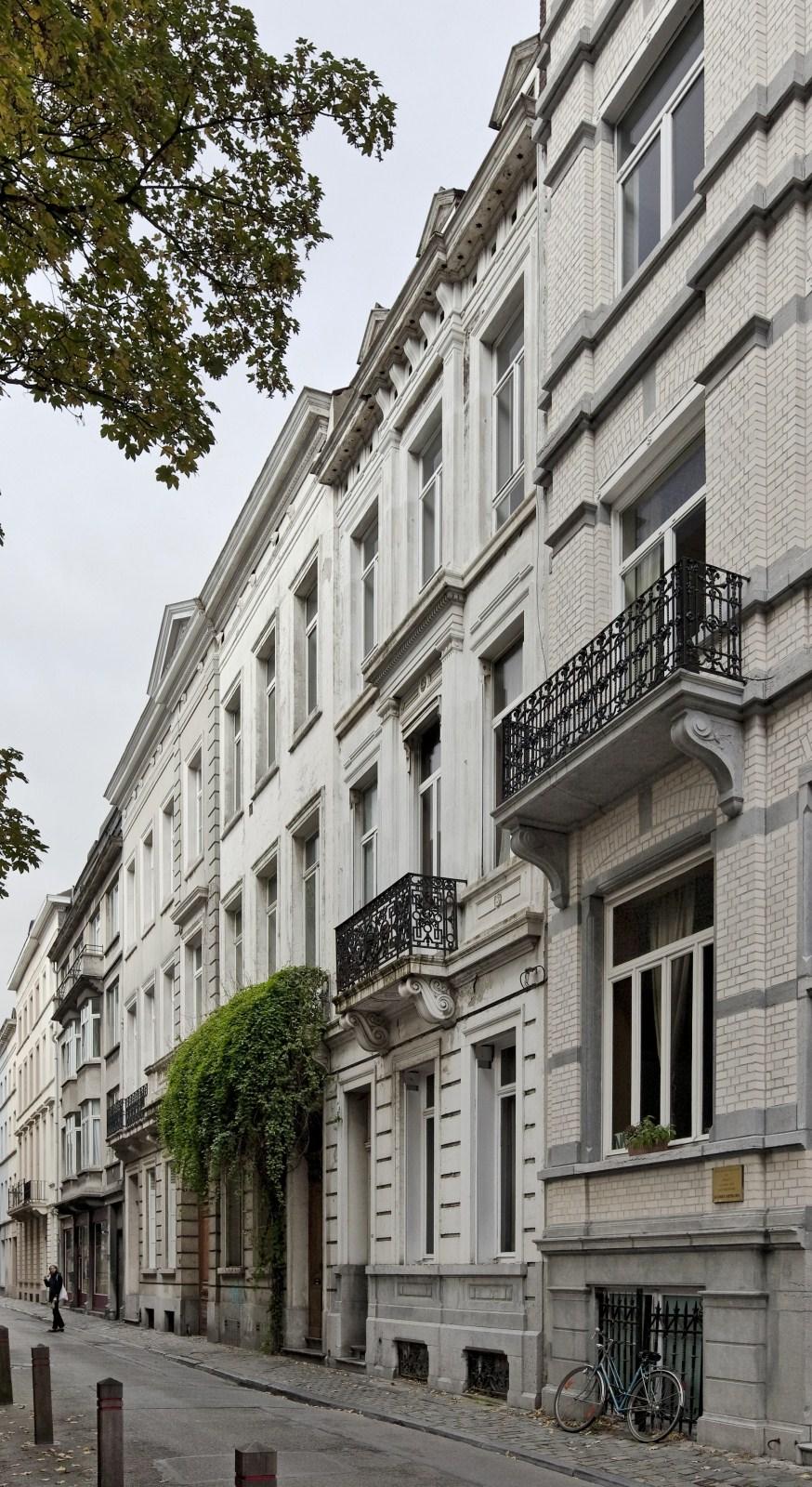 Rue Keyenveld 46.© 2009 © bepictures / BRUNETTA V. – EBERLIN M.