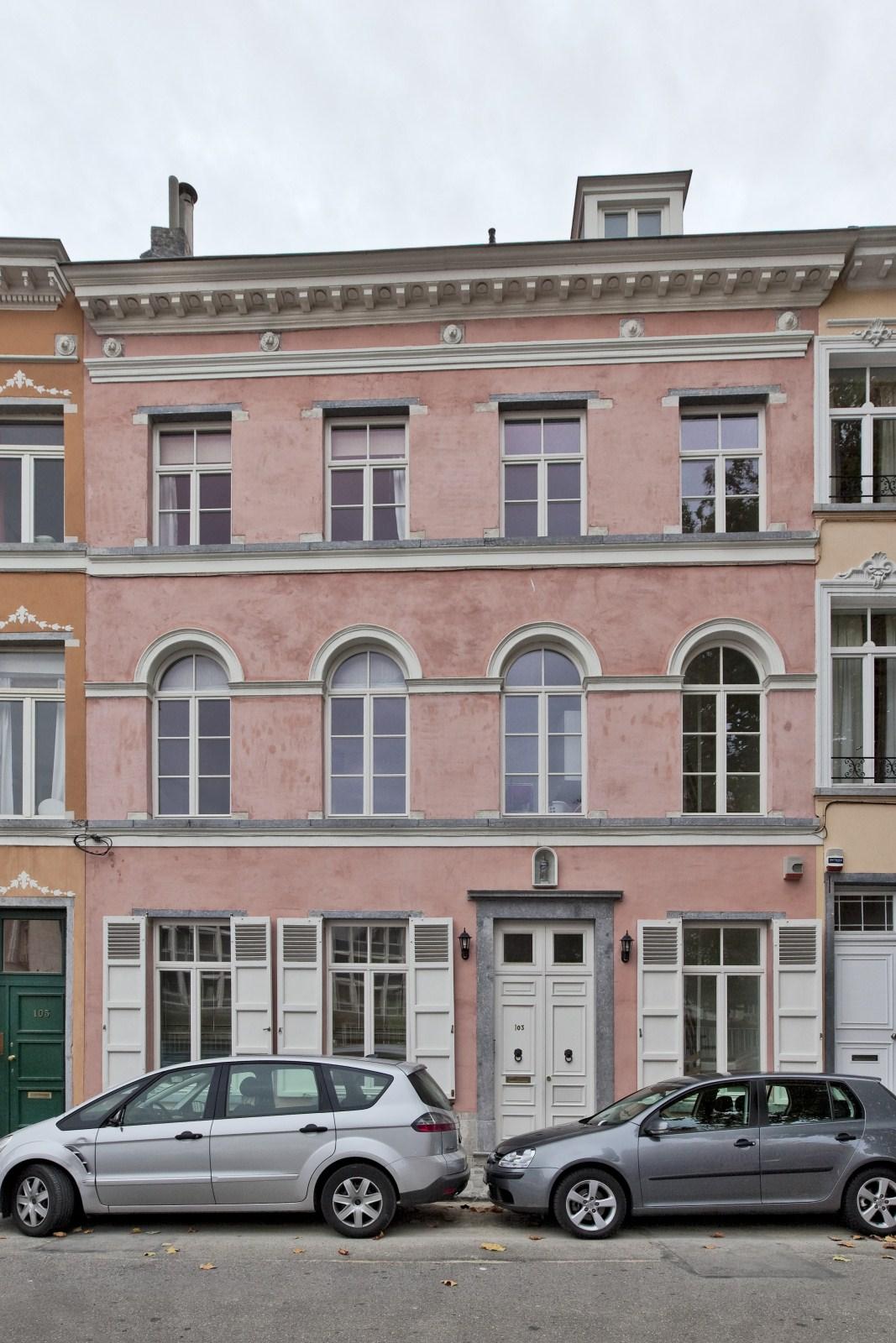 Rue Keyenveld 103.© 2009 © bepictures / BRUNETTA V. – EBERLIN M.