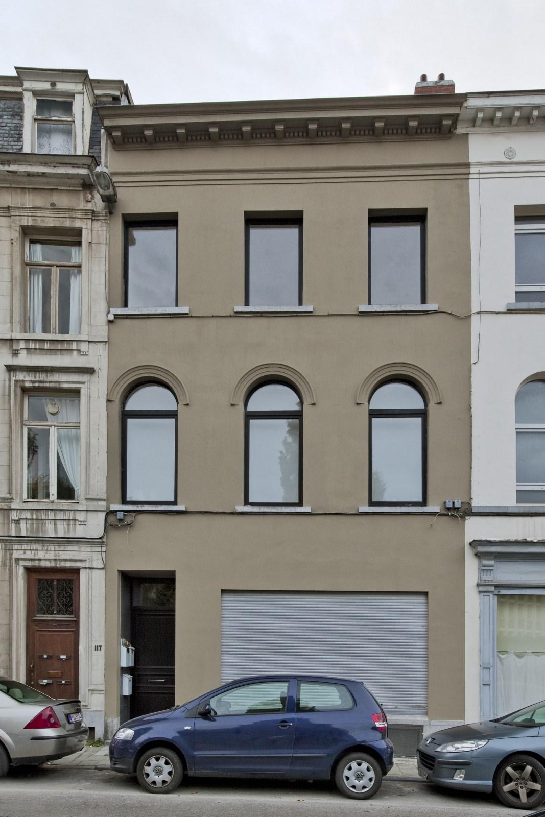 Rue Keyenveld 115.© 2009 © bepictures / BRUNETTA V. – EBERLIN M.