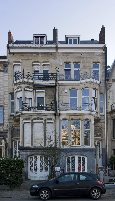 Avenue des Klauwaerts 15 et 16, 2011