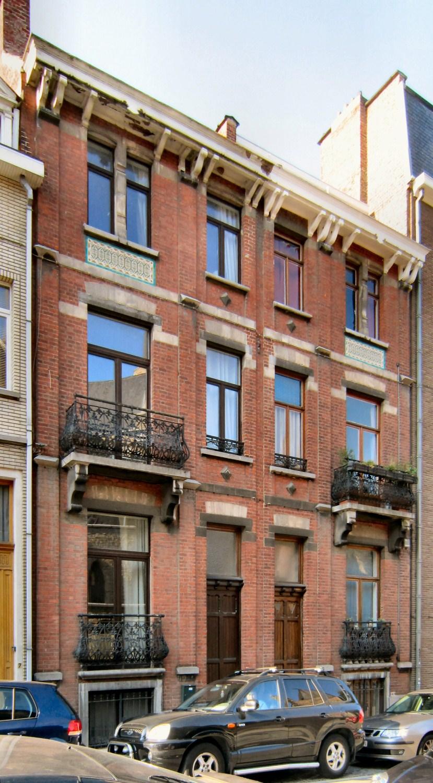 Rue Lanfray 5 et 3, 2010