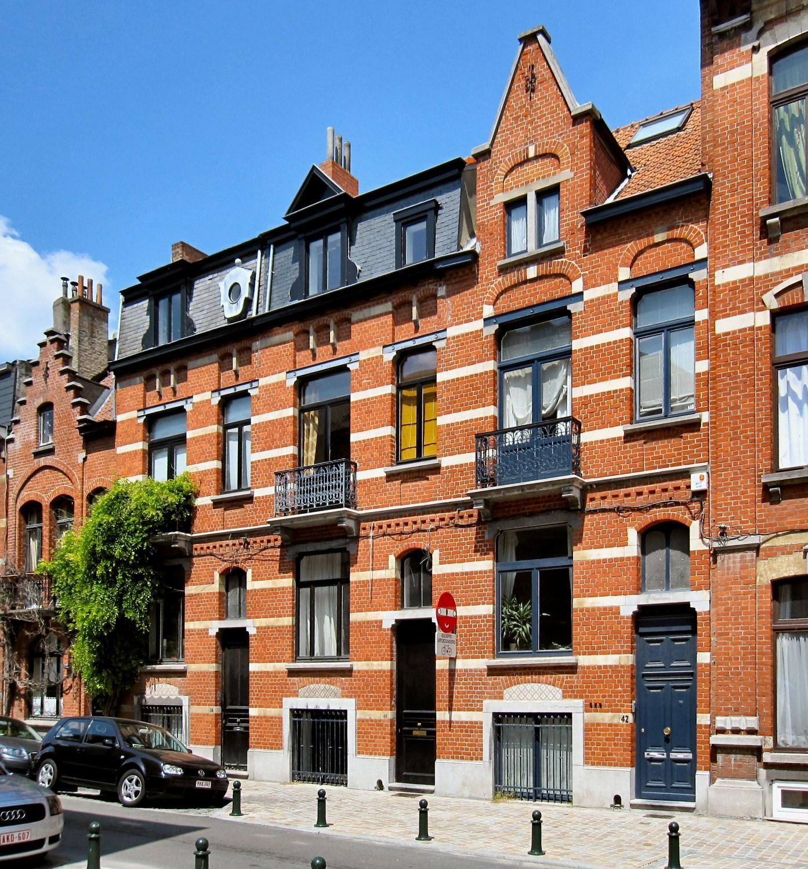 Rue Lanfray 38, 40 et 42, 2010