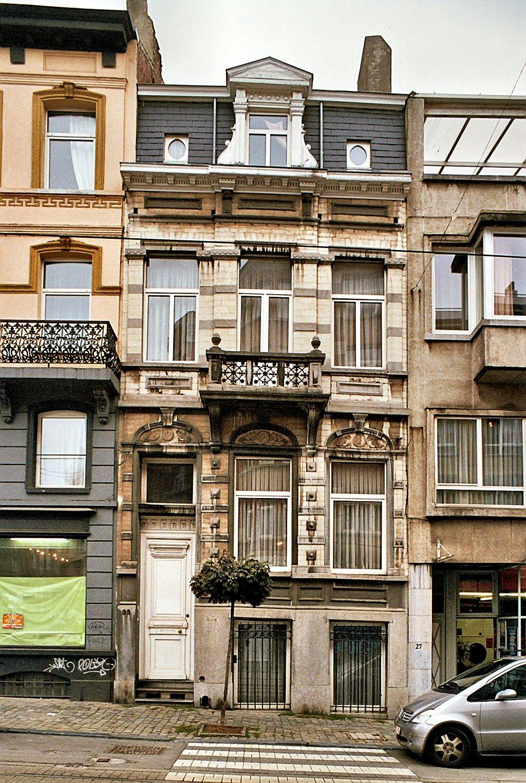 Rue Lesbroussart 29., 2009