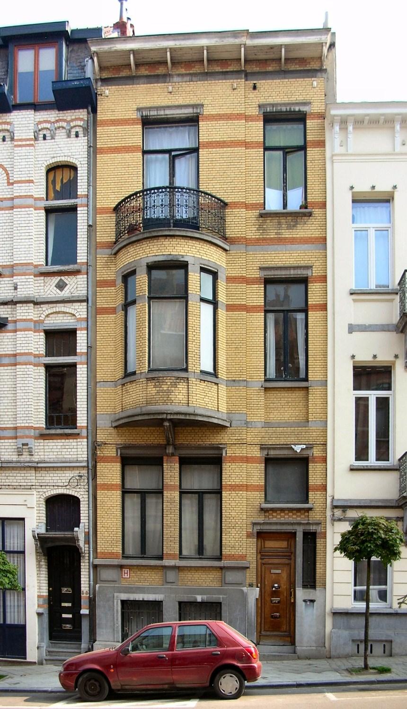 Rue de la Levure 40, 2009