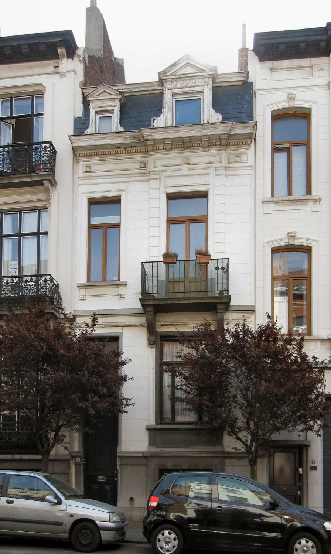 Rue des Liégeois 24, 2010