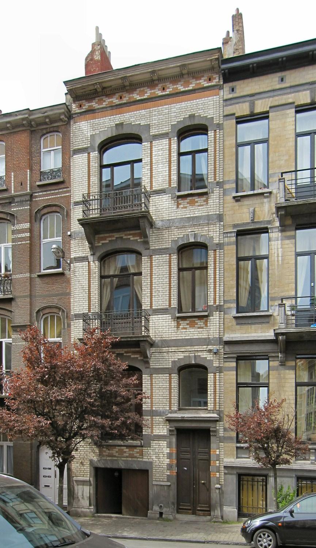 Rue des Liégeois 43, 2010