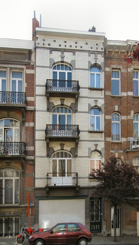 Rue des Liégeois 44, 2010