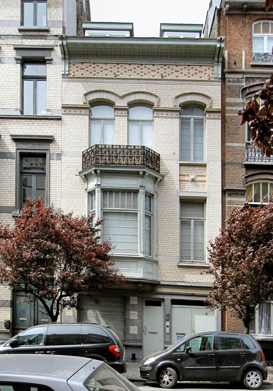Rue des Liégeois 47-49, 2010