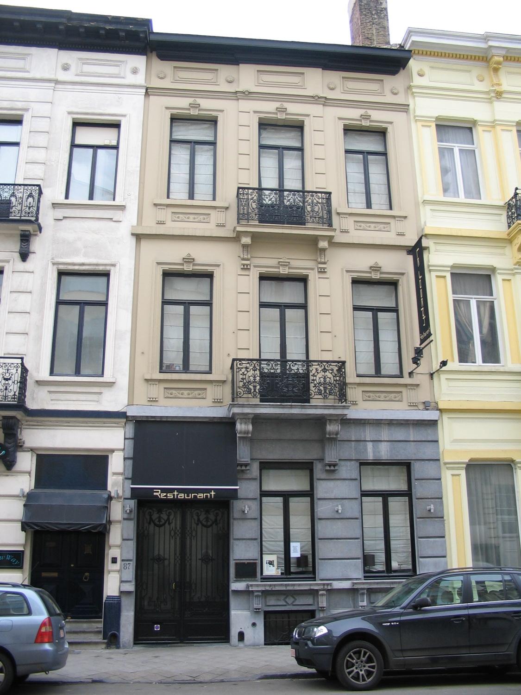 Rue de Livourne 87., 2005