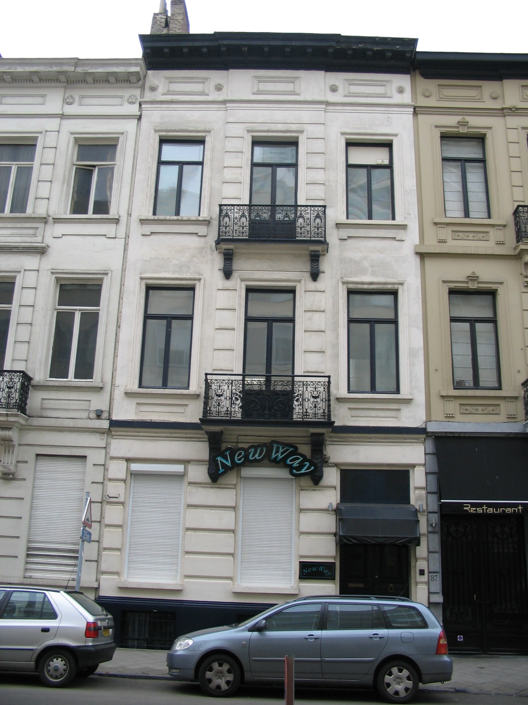 Rue de Livourne 89., 2005