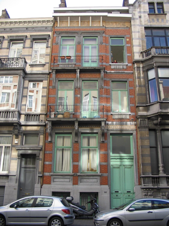 Rue de Livourne 141., 2005