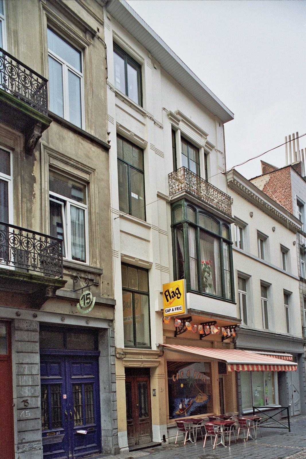 Rue Longue Vie 13-13a., 2009