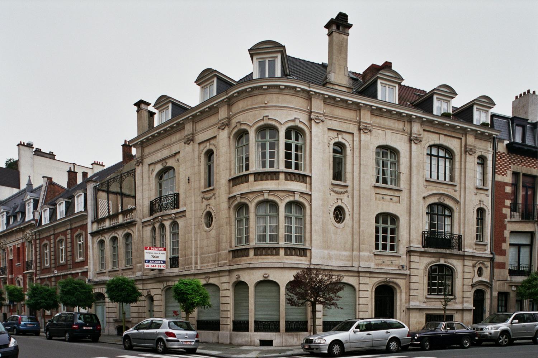 Rue Mignot Delstanche 51 et rue Louis Hymans 2, 4., 2006