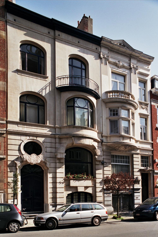 Rue Louis Hymans 43 et 41., 2006
