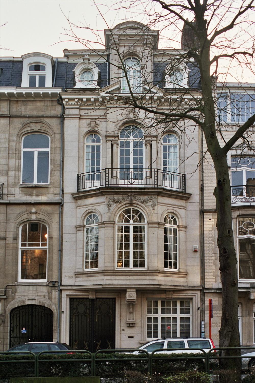 Avenue Louis Lepoutre 56., 2007