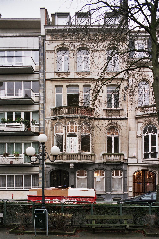 Avenue Louis Lepoutre 57., 2007